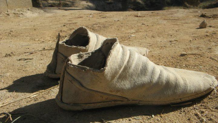 Buty na kiepską pogodę