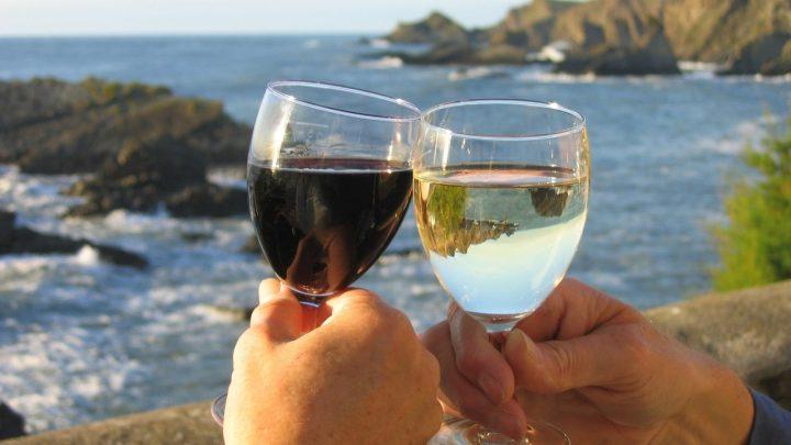 Mamy różne rodzaje win